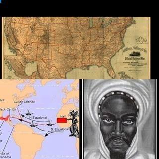 سلطان امبراطورية مالى الاسلامية هو من اكتشفت أمريكا قبل كولومبوس ب200سنة 11202804_892273314175311_8831075115419196990_n