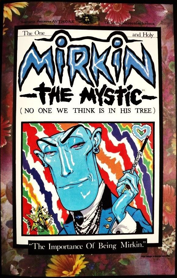 Freakwave Mirkin the Mystic - Milligan McCarthy