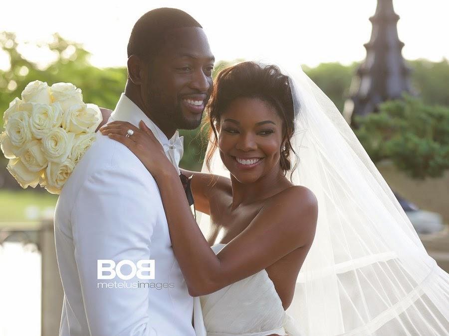 Gabrielle union wedding