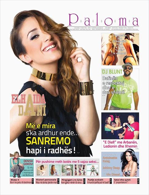 Revista PALOMA - 14 Shtator 2013