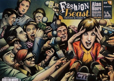 Fashion Beast # 5 - Alan Moore Facundo Percio