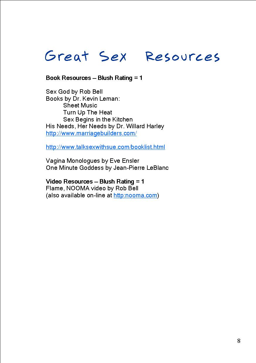 Great%252BSex%252BPamphlet Rev 2 Pg8 It's important for everyone to hire great vendors, but for same sex couples, ...