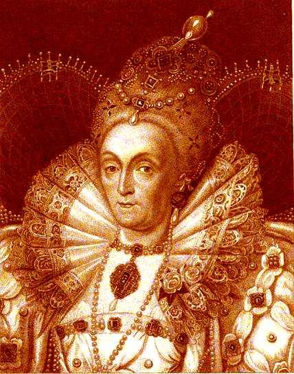 Queen Elizabeth I - Stan Klos Picture
