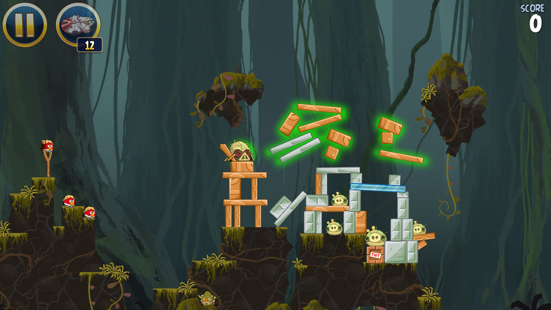 Angry birds star wars game for pc full version download - Angry birds star wars 7 ...