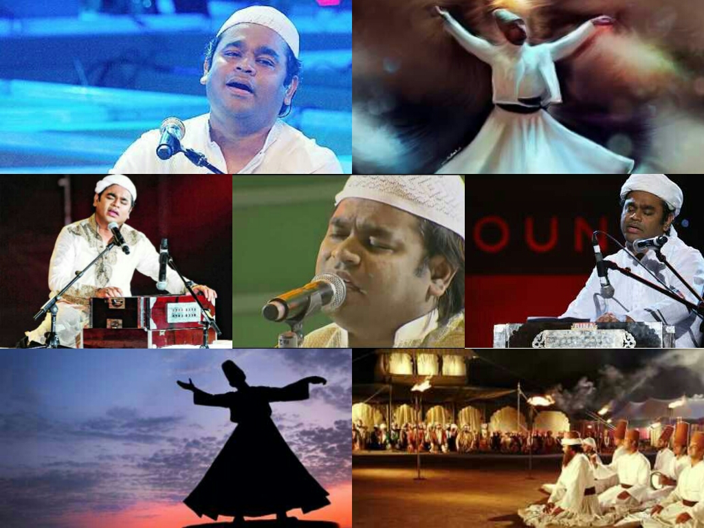 List Of 10 Popular Bollywood Sufi Songs At All Time