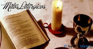 """Mitos Litúrgicos: Mito 1: """"A Presença de Jesus na Palavra é tão completa como na Eucaristia"""""""