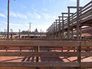 the stockyards in fort worth texas