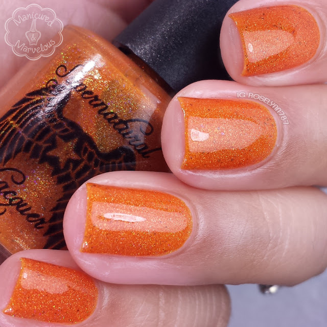 Supernatural Lacquer - Pumpkin Head