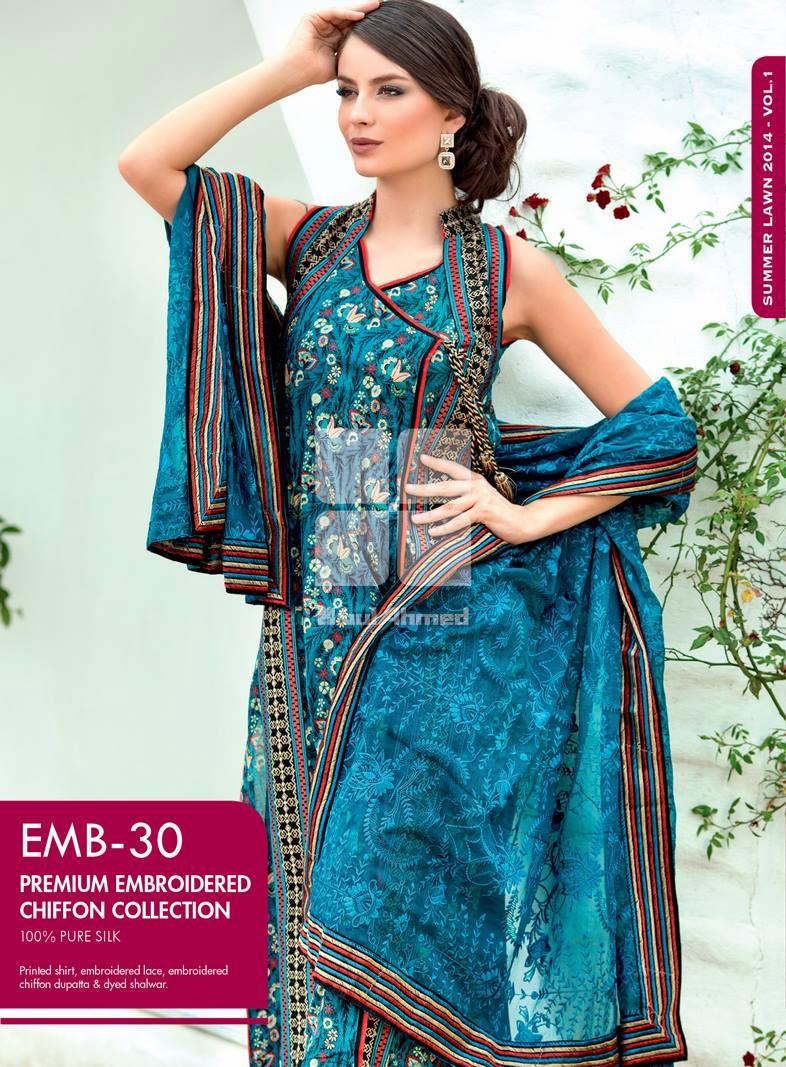 Top 10 Dress Brands of Pakistan | Top Ten Best Pakistani Dress ...