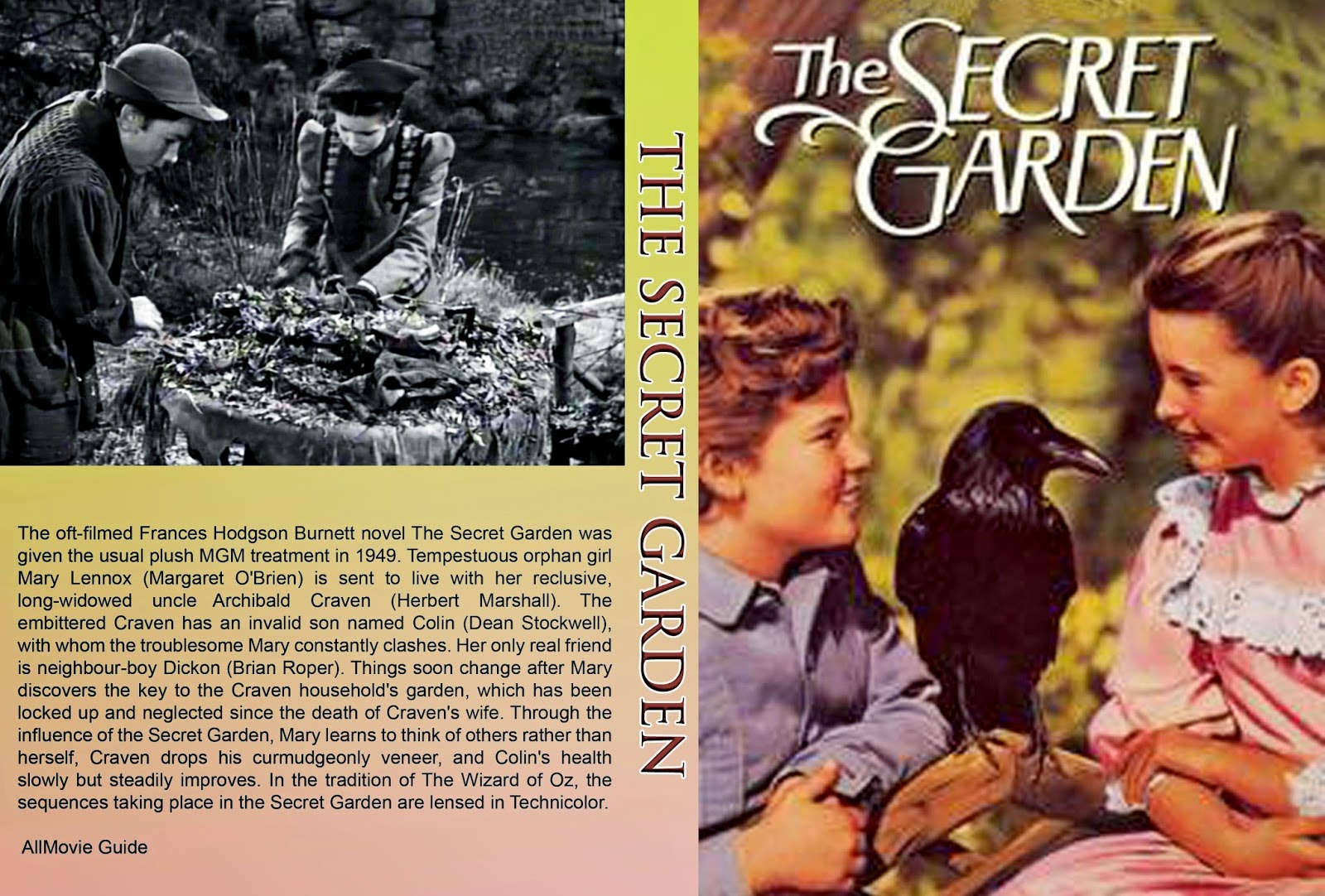 El jardín secreto (1949 - The Secret Garden)