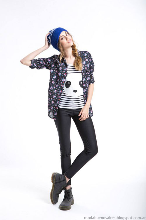Camisas invierno 2015 ropa de moda Como quieres.