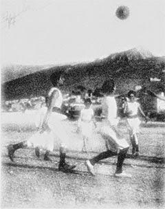 Jeu de balle - Παίγνιον σφαίρας (ταχ. δελτίο 1902)