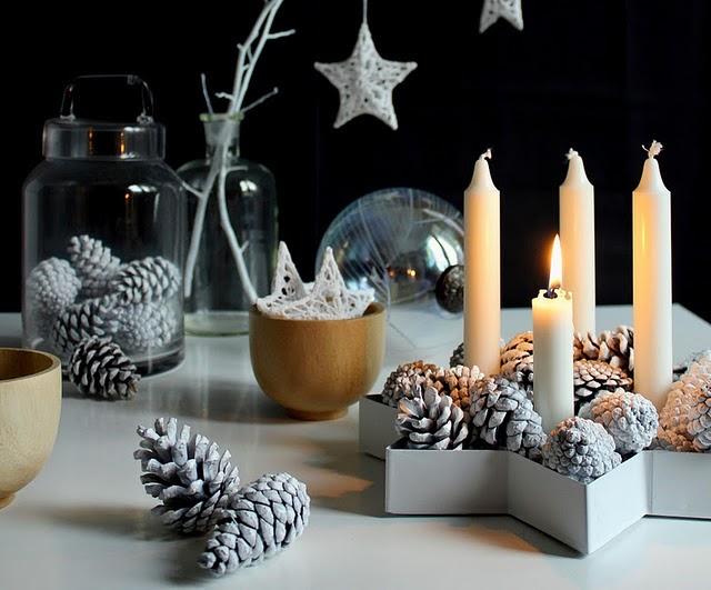 Claudiaroma segunda natalina patchuli no natal - Adornos de nadal ...