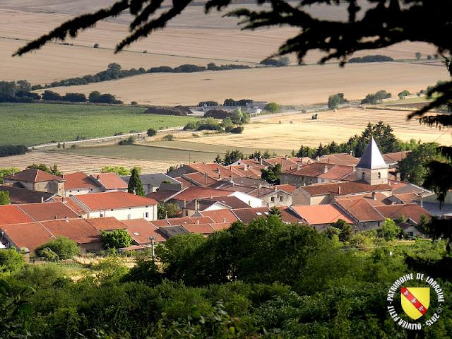 LAITRE-SOUS-AMANCE (54) - A la découverte du village