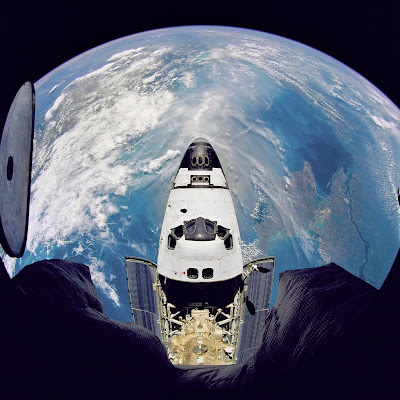 Space Shuttle retiring
