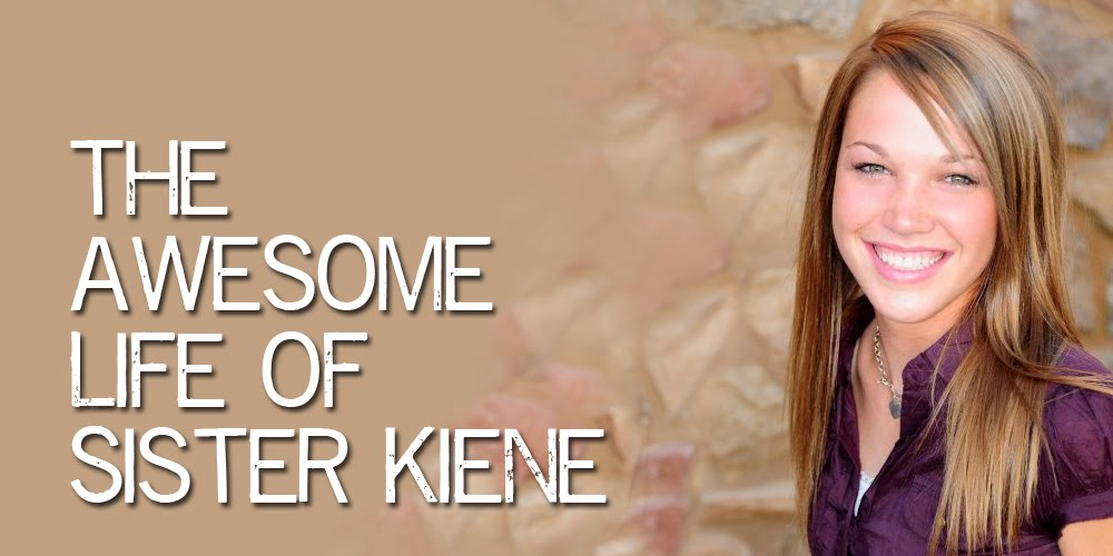 The Awesome Life of Sister Kiene