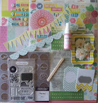 May Scrapbook Kit