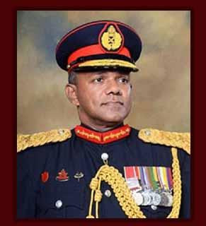 Sri Lanka new army chief