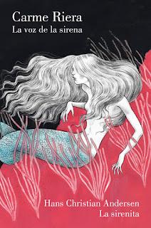 """""""La voz de la sirena"""" - Carme Riera."""