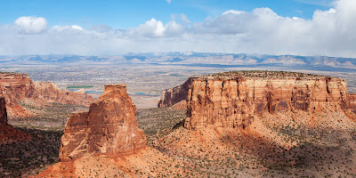 Colorado National Monument - Grand View