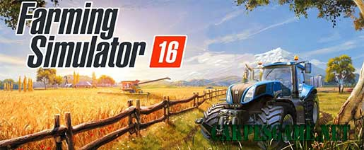 Farming Simulator 16 v1.0.1.2 Apk Full OBB