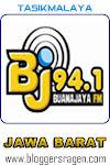 Buanajaya FM 94.1 MHz Tasikmalaya
