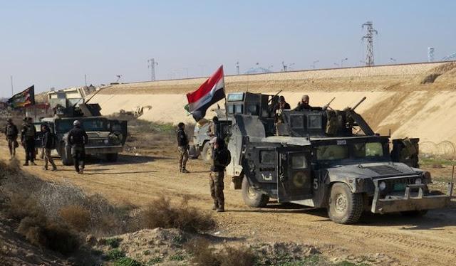 Forças iraquianas fecham o ISIS em Ramadi, diz oficial militar