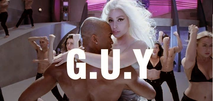 """The Esoterical Analysis of Lady GaGa's Music Video """"G.U.Y"""""""