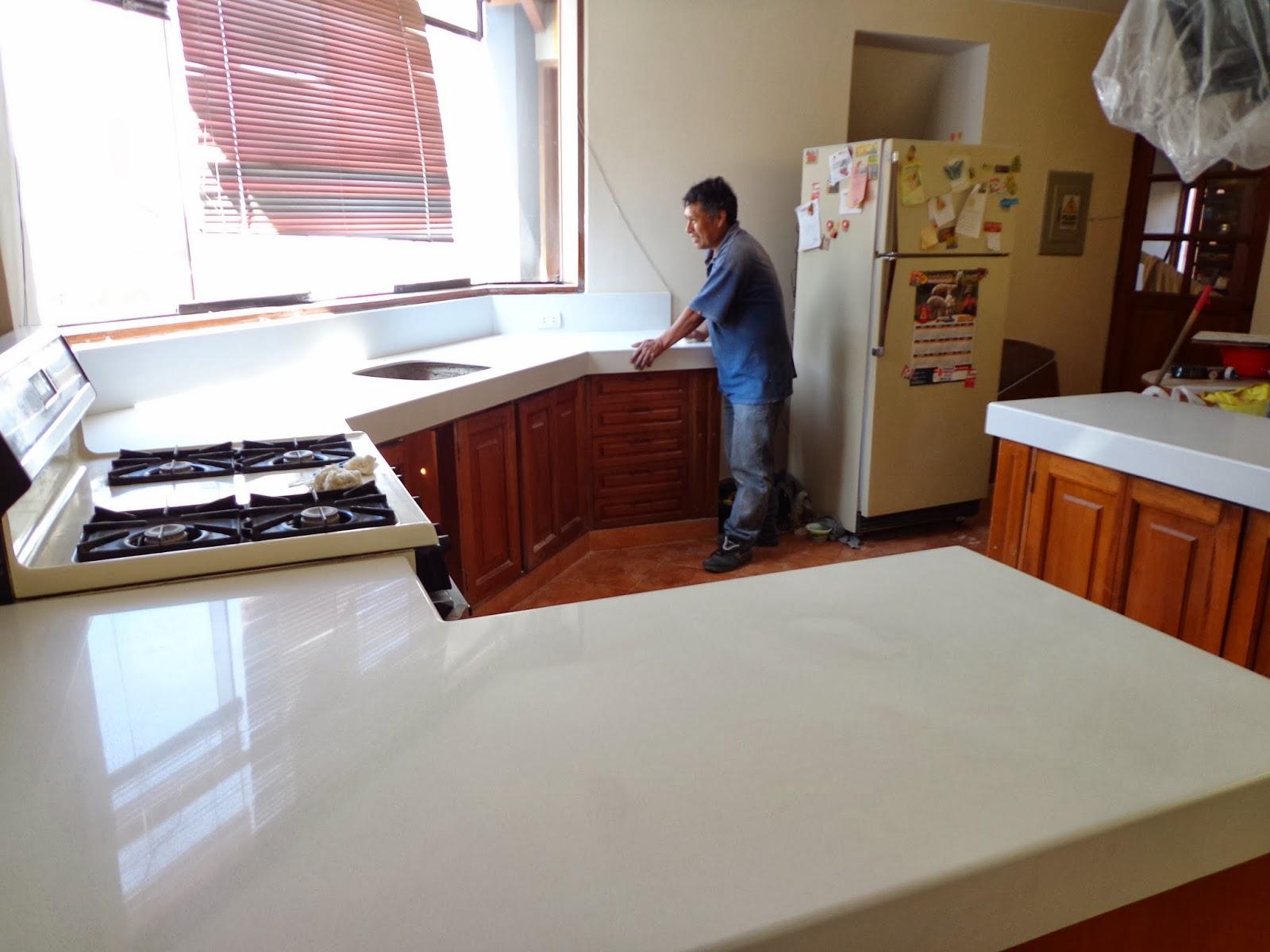 Mesas cocina granito conservaci n mantenimiento for Limpieza de marmol y granito