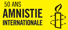 Amnistie internationale a 50 ans