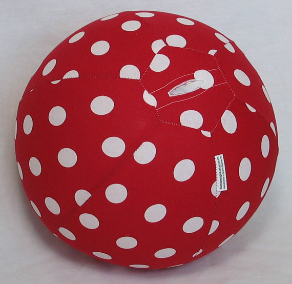 how to make a balloon ball cover