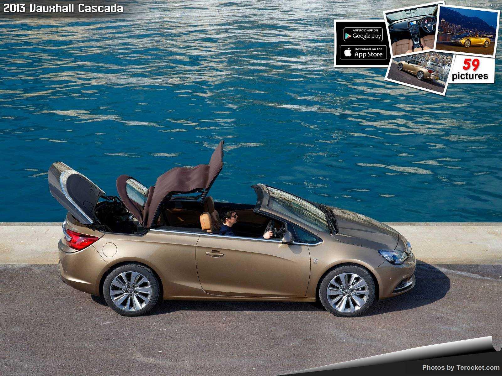Hình ảnh xe ô tô Vauxhall Cascada 2013 & nội ngoại thất
