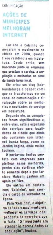 Jornal Exemplo 25-05-2012