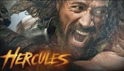 Bande annonce du film Hercules incarné par Dwayne Johnson (The Rock)