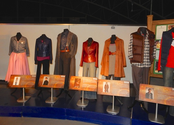 New era Doctor Who Companion costumes