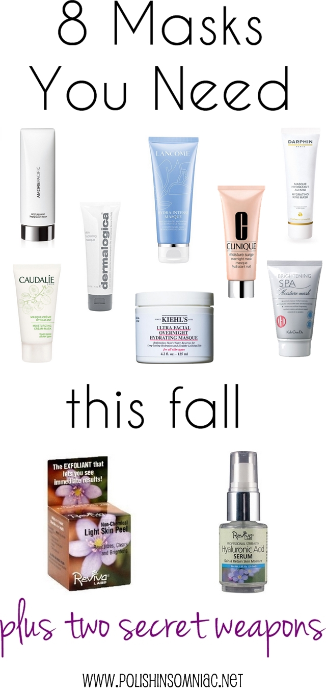 8 Moisturizing Masks for Fall and Winter