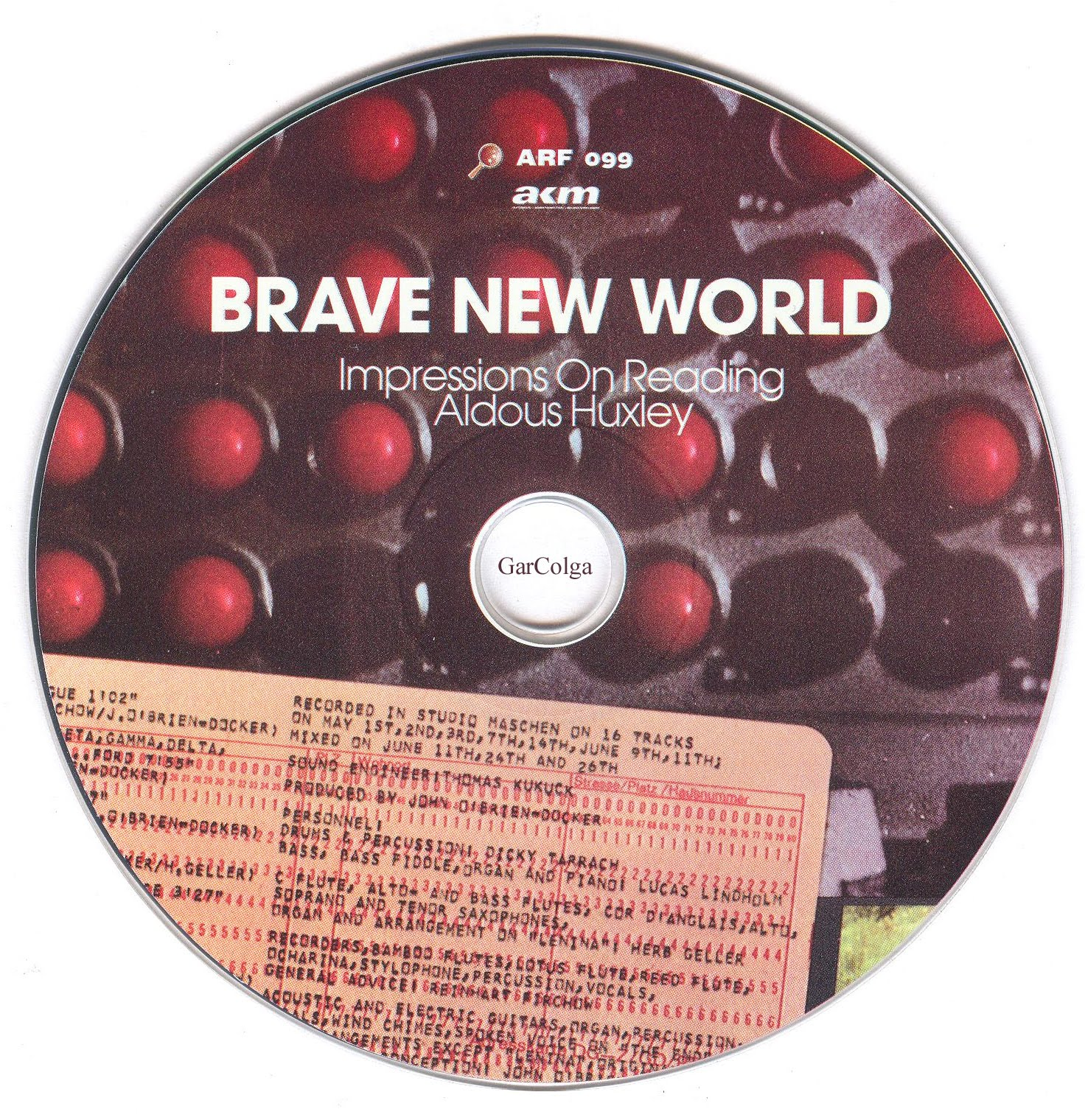 Brave New World Essay