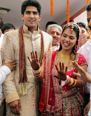 Vijender Singh Archana Marries Photos