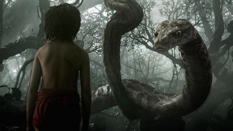 El elenco de 'The Jungle Book' y sus personajes (Fotos)