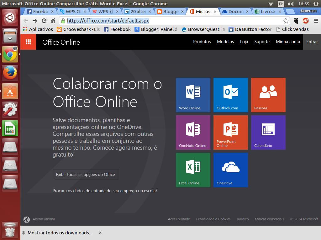Utilidade - Microsoft Office Linux Ubuntu