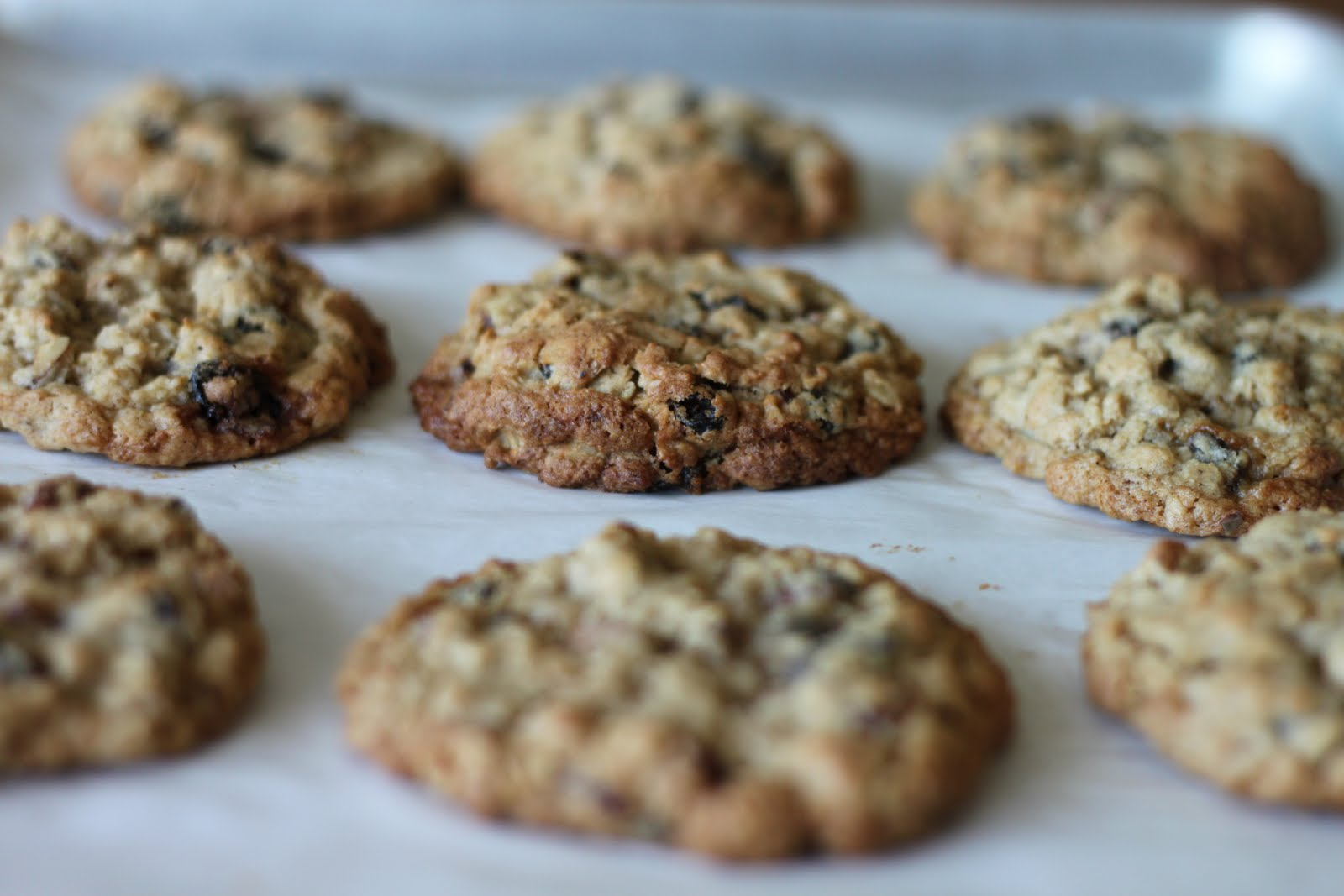 Pecan, Raisin, And Brown-Sugar Drop Cookies Recipe — Dishmaps