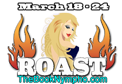 The Book Nympho Roast
