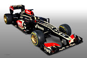 #5 Lotus F1 2013 Wallpaper
