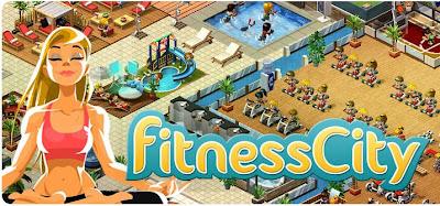 Juego Fitness City