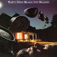 Rusty Wier: Black Hat Saloon (1976)