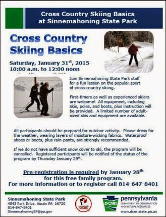 1-31 Cross Country Skiing Basics