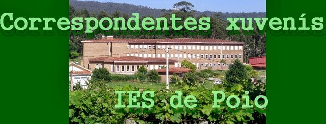 Correspondentes xuvenís IES de Poio