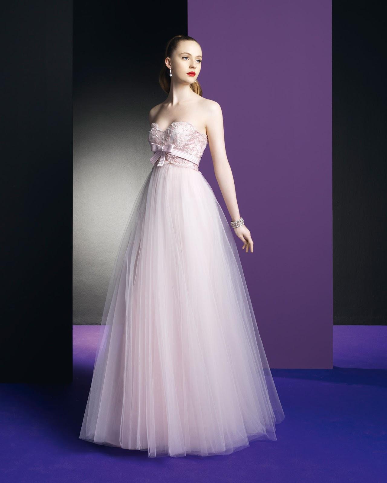 Vistoso Las Pautas De Vestidos De Las Damas Cresta - Vestido de ...