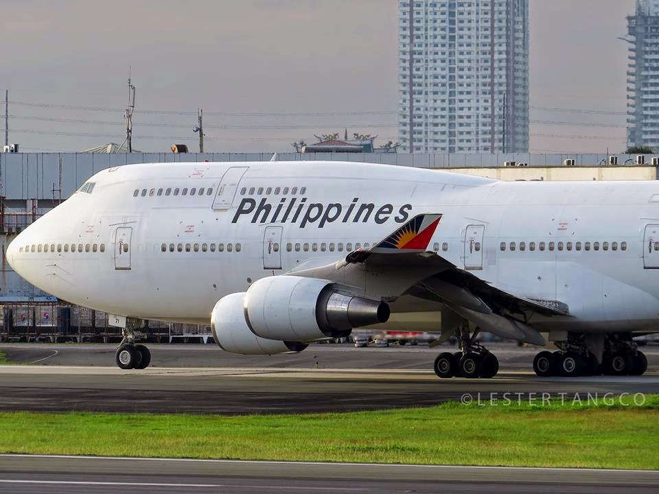 philippine airlines flights