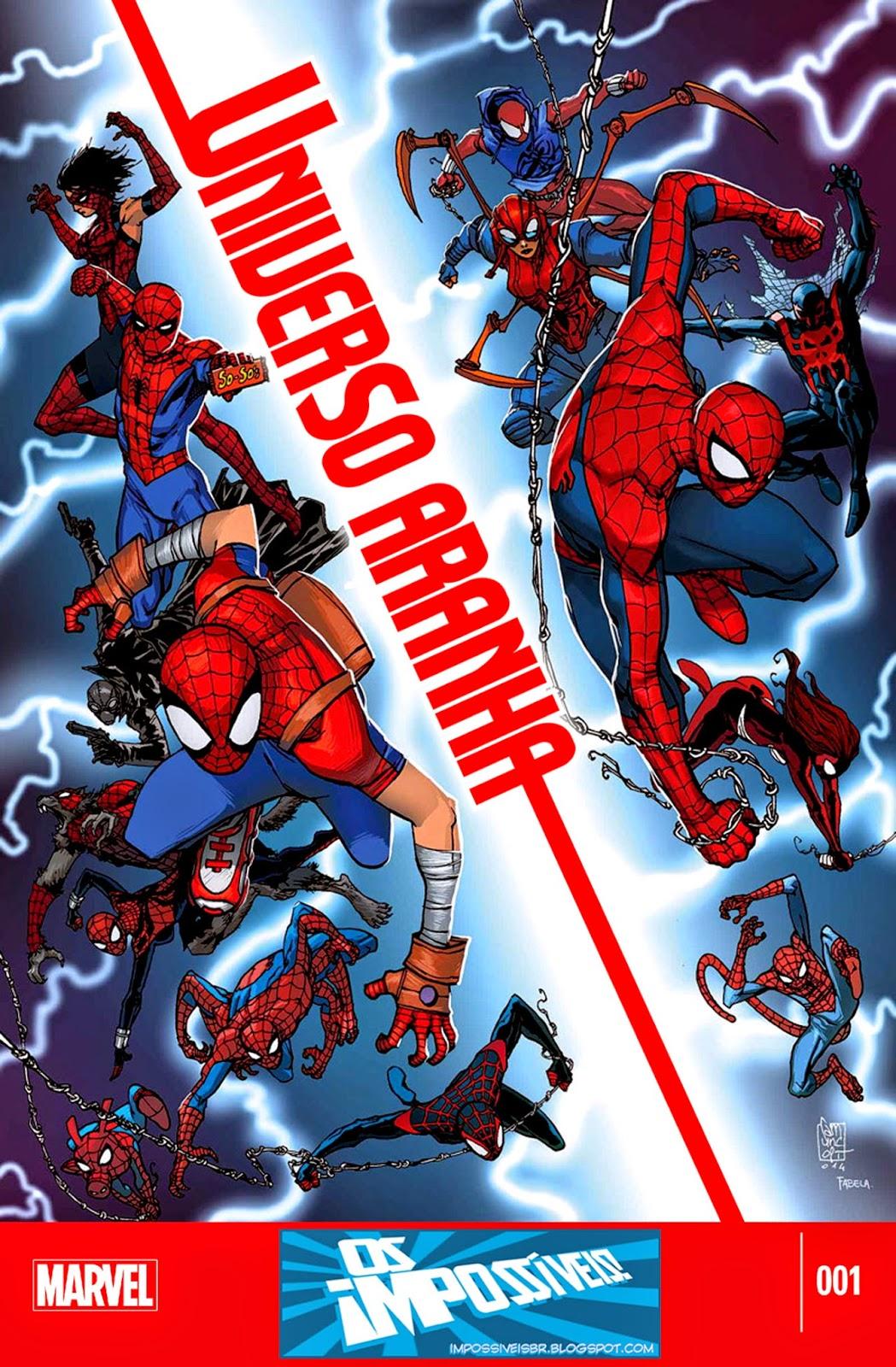 Universo-Aranha #1
